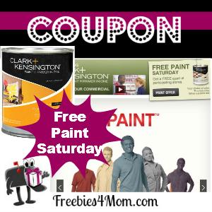 Free Quart Paint Post