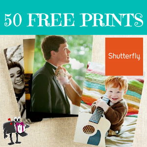 50 Free Shutterfly Prints from My Coke Rewards