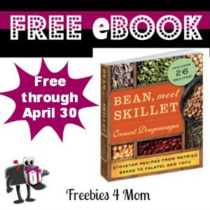 Free eCookbook: Bean, Meet Skillet