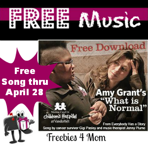 "Free Music ""What is Normal"" Download by Amy Grant"