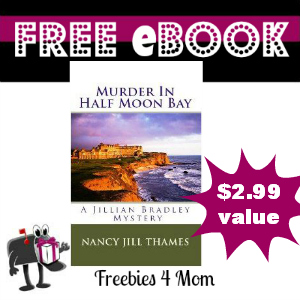 Free eBook: Murder in Half Moon Bay ($2.99 Value)