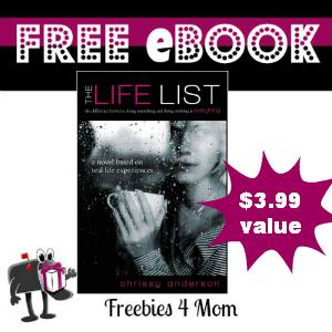 Free eBook: The Life List ($3.99 Value)