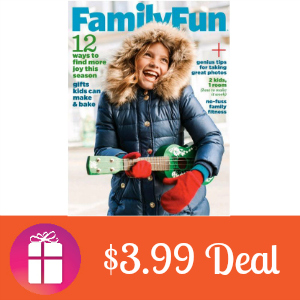 Deal $3.99 for Ladies Home Journal