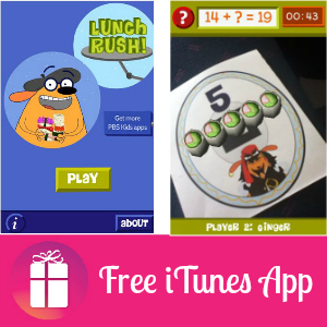 Free iTunes App: Fetch! Lunch Rush