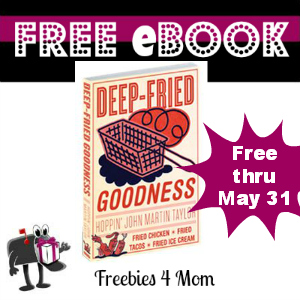 Free eCookbook: Deep-Fried Goodness