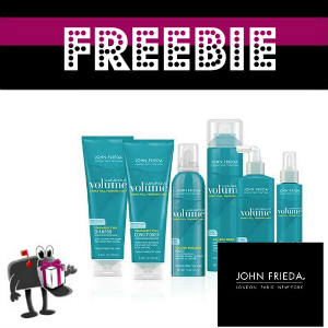 Freebie John Frieda Luxurious Volume