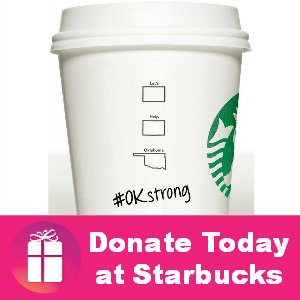 Freebie Starbucks Tall Coffee with Donation
