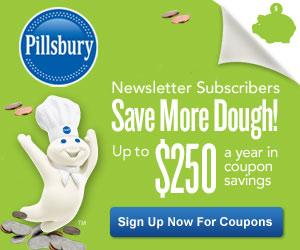 Pillsbury Coupons