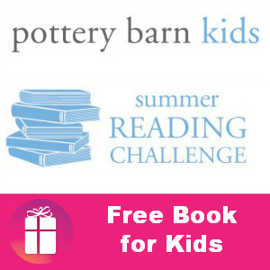 Free Book - Pottery Barn Kids Summer Reading