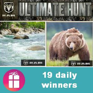 Sweeps Dodge Ram Ultimate Hunt