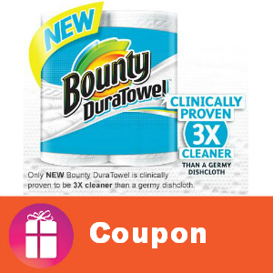 $1.00 off Bounty DuraTowel
