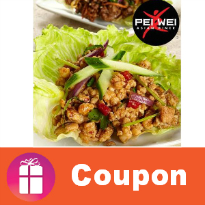 Coupon Buy One Entree, Get One Free at Pei Wei