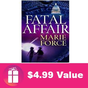 Free eBook: Fatal Affair ($4.99 Value)