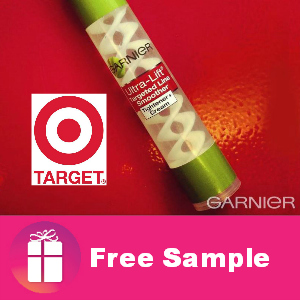 Freebie Garnier Ultra-Lift from Target