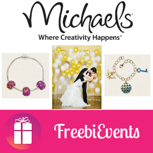 Free Events at Michaels in June