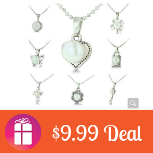 $9.99 Freshwater Pearl Necklace (was $59.95)
