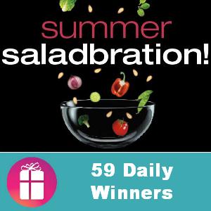 Sweeps Almond Accents Summer Saladbration