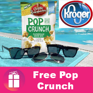 Freebie Pop Crunch at Kroger