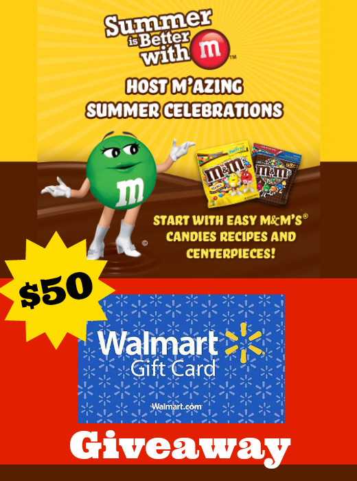 Blue m&m contest sweepstakes