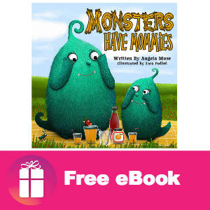 Free eBook: Monsters Have Mommies
