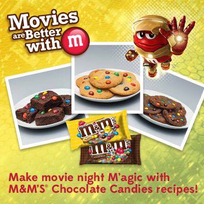 M&M's Recipes
