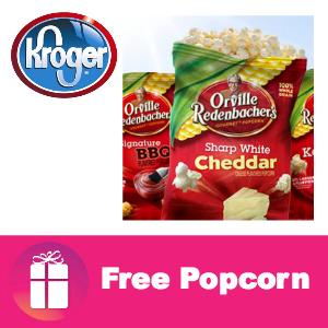 Free Orville Redenbacher's at Kroger