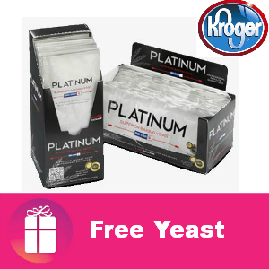 Free Red Start Platinum Yeast at Kroger