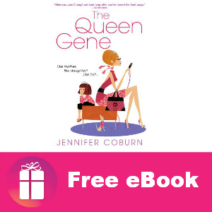 Free eBook: The Queen Gene ($2.99 Value)