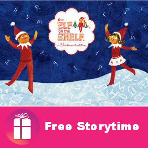 Free Elf on the Shelf Storytime at Barnes & Noble