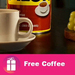 Free Sample Cafe Pilon Coffee