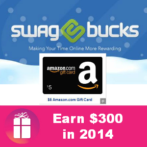 Earn $300 in Free Gift Cards in 2014