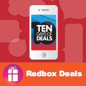 10 Days of Redbox Deals
