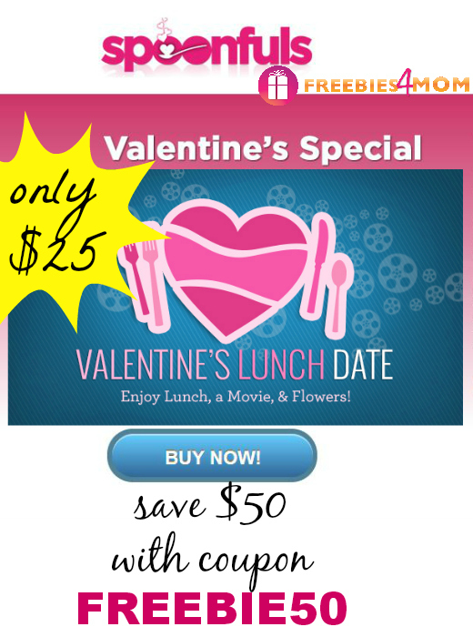 Spoonfuls Valentine's Lunch Date
