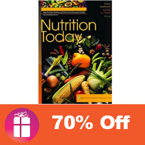 Deal 70% Off Nutrition Today Magazine