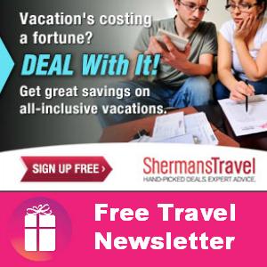 Free Travel Deals Newsletter