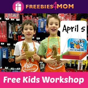 Free Kids Workshop April 5