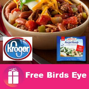 Free Birds Eye Recipe Ready at Kroger