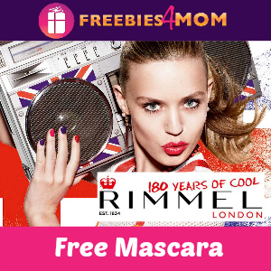 Send FREE Rimmel Mascara to your Friends