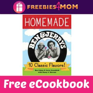 Free eCookbook: Ben & Jerry's 10 Classic Flavors