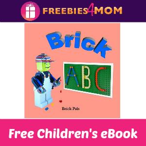 Free Children's eBook: Brick ABC