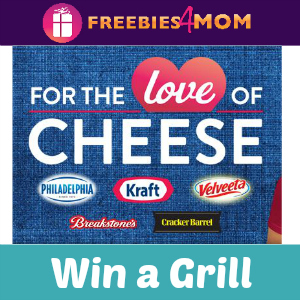Sweeps Kraft for the Love of Cheese