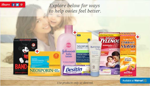 Johnson & Johnson Healthy Essentials