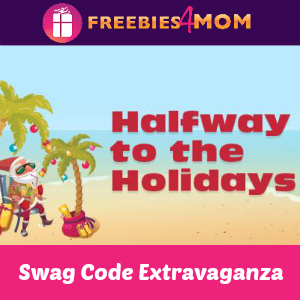 Swagbucks Halfway to the Holidays