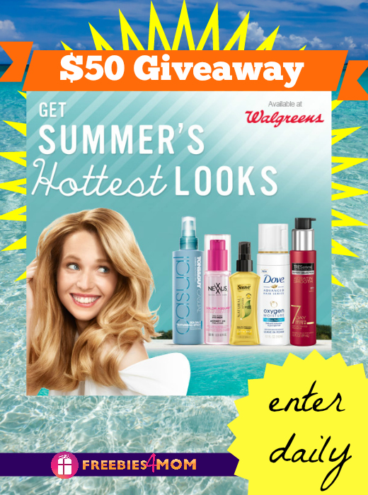 $50 Walgreens Gift Card Giveaway - Find Your Summer Look