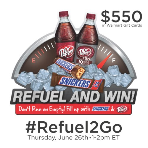 #Refuel2Go-Twitter-Party-6-26 #TwitterParty, #shop, sweepstakes on Twitter