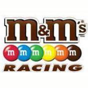 M&M's Autographed Nascar Replica Racing Helmet Sweepstakes