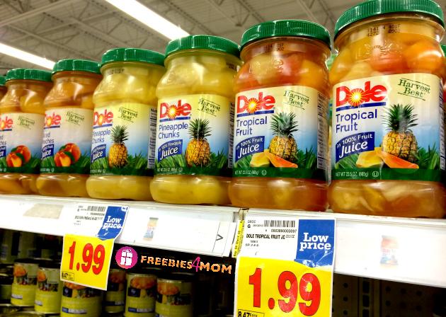 DOLE® Fruit in Jars