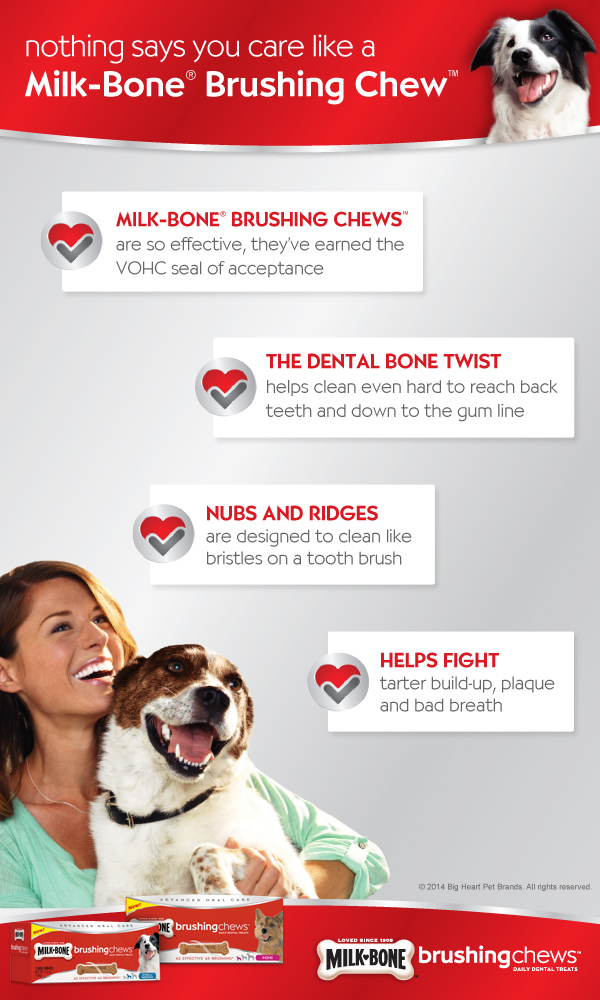Milk-Bone® Brushing Chews™