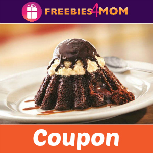 Chili's Free Kid's Meal, Appetizer or Dessert