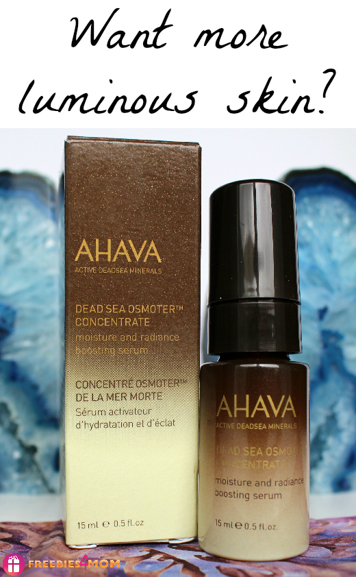 AHAVA Dead Sea Osmoter™ Concentrate at Amazon.com